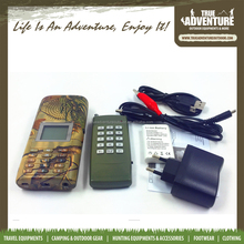 TB5-017 Bird Hunting Device Bird Caller for Hunting Camouflage Hunting Bird Caller