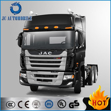 JAC 6x4 375 HP tractor truck, tractor head, big loading capacity tractor