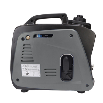 1kva silent small petrol inverter power generator with PSE certificate
