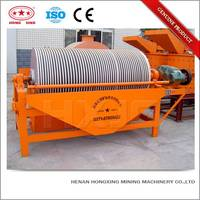 China suppliers ISO permanent gold magnetic roll separator machine