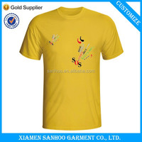 Wholesale No Minimum Cheap Custom T Shirts Printing