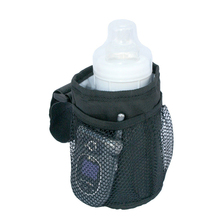 ED0083 Eadoe Cup Holder Bag Insulated Stroller Cup Holder with Mesh Pocket