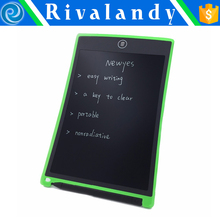 LCD Writing Board, Durable Handwriting Tablet Rewritten Pad Drawing Board Gift in School, House, Office, Car for Kids