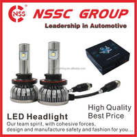HOT SALE Mini Auto Car LED headlight High Power 38W H1 Auto headlamp led