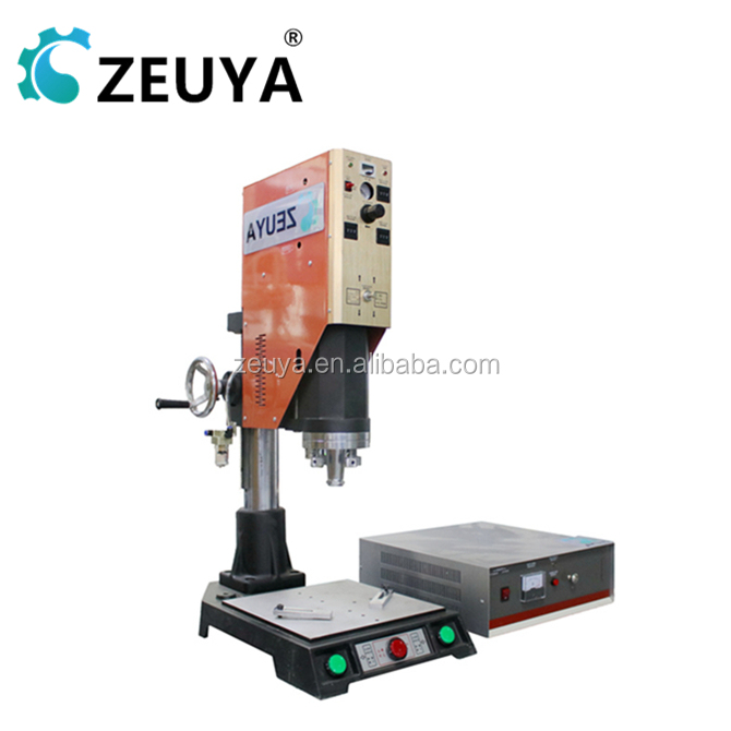 ZEUYA New Arrival abs.pc.pvc.pet.<strong>pp</strong>.pa ultrasonic welding machine Manufacturer ZY-1526BZ