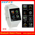 ZGPAX Bluetooth Sync with Android phones Smart Watch Phone