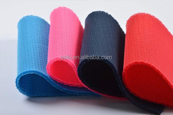 Soft types of mesh fabric for sports shoe 3d air spacer