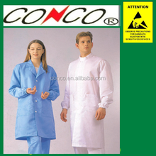 antistatic esd smock