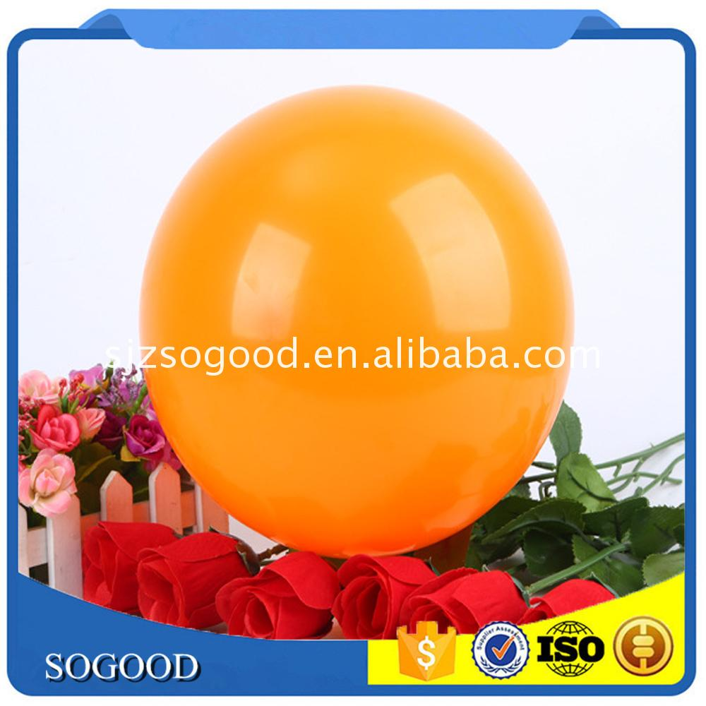 hot sale & high quality cloud shaped helium balloons