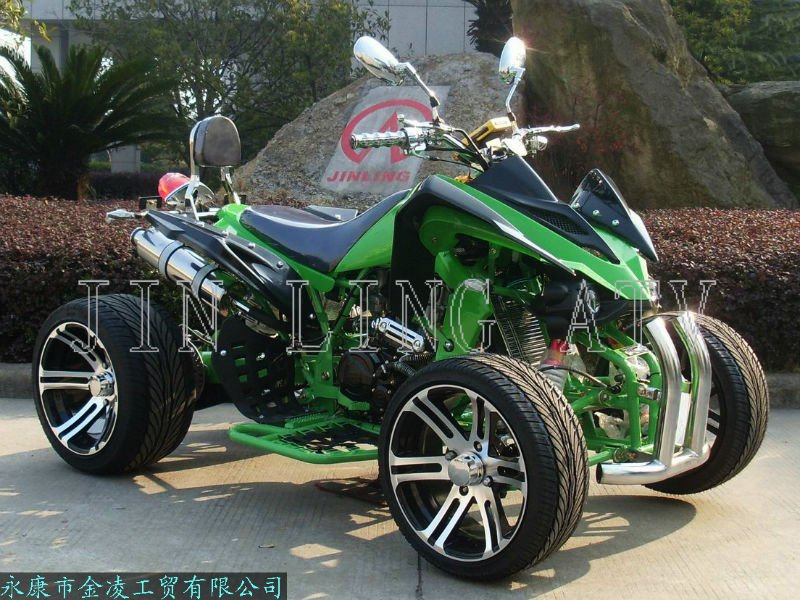 EEC RACING ATV 4 WHEEL SCOOTER BIKE250CC