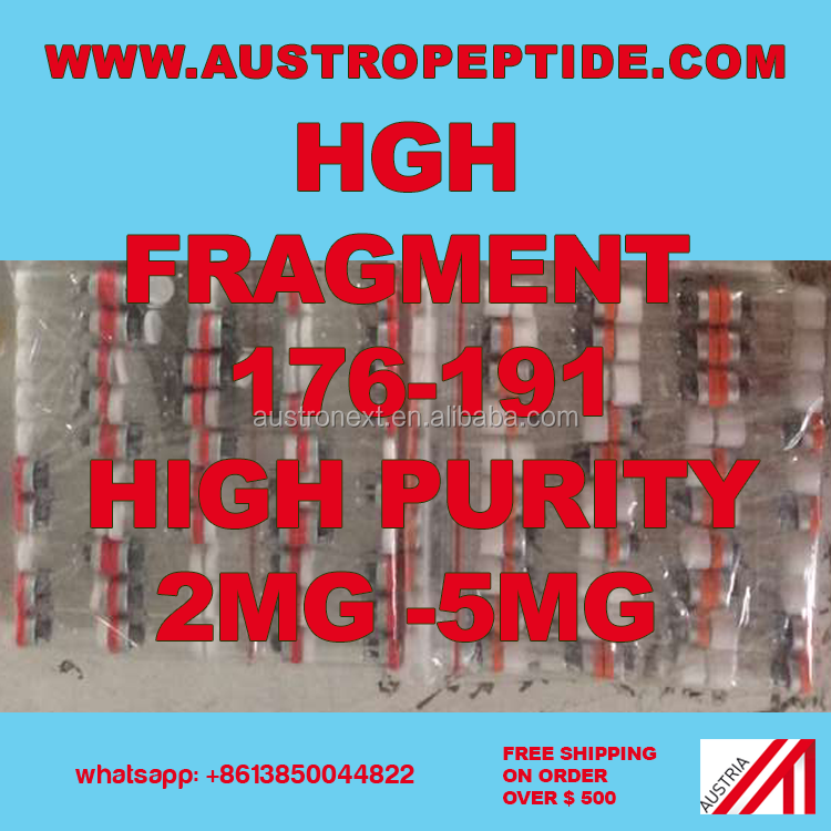 hgh Frag 176-191/ hgh fragment 176 191 / 100 vial free delivery
