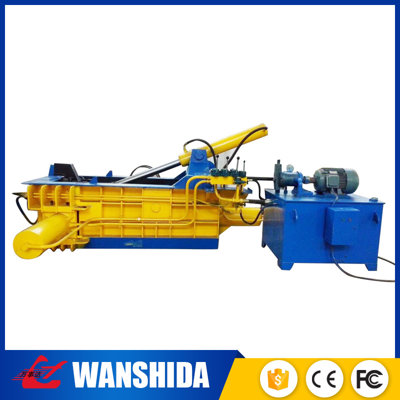 Y83-160 scrap metal baler shear machine details
