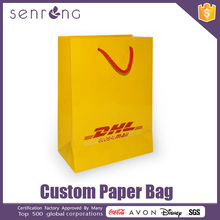 PB290 small brown paper bags with handles