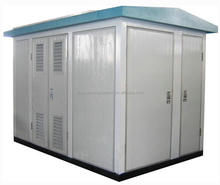 Outdoor Kiosk or Monoblock Concrete Transformers Substation or switchgears