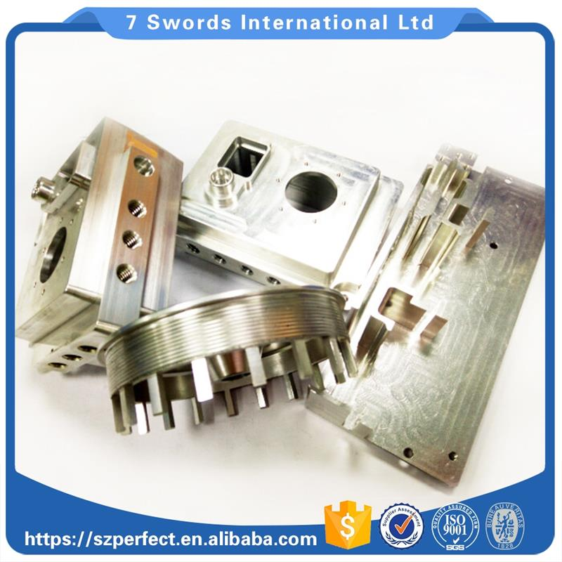 China supplier professional OEM manufacturer cnc lathe turning machine mechanical partes and stainless steel cnc sensor housing
