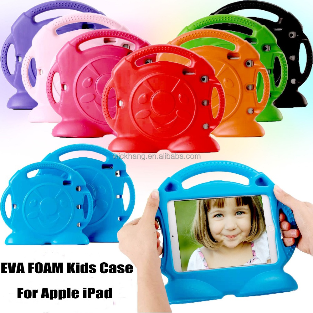Thomas Kids Safe EVA Shockproof Handle Case Cover for Apple iPad Air / Air 2