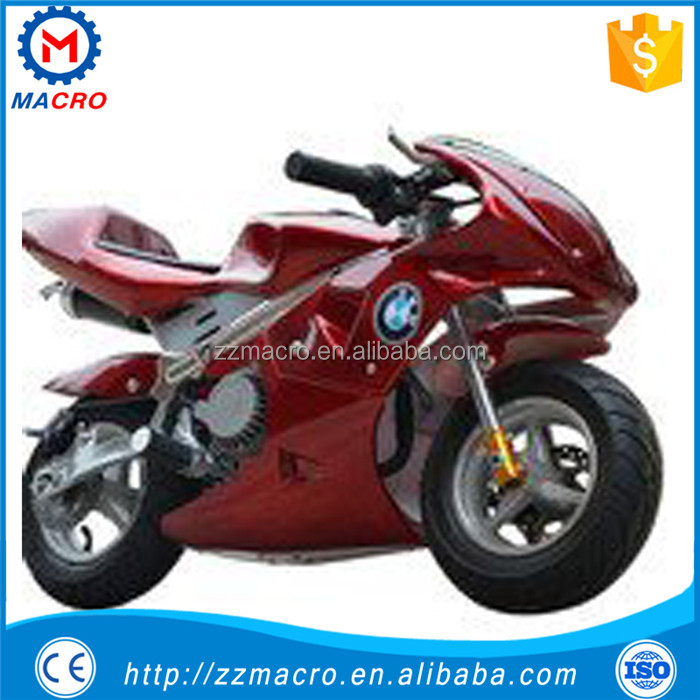 high quality with best price 2 stroke kids mini gas motorcycle 50cc