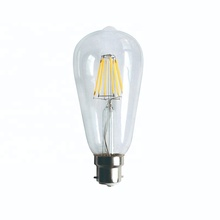 Wholesale 2w 110lm/<strong>w</strong> led bulb st64 filament triac dimming edison bulb