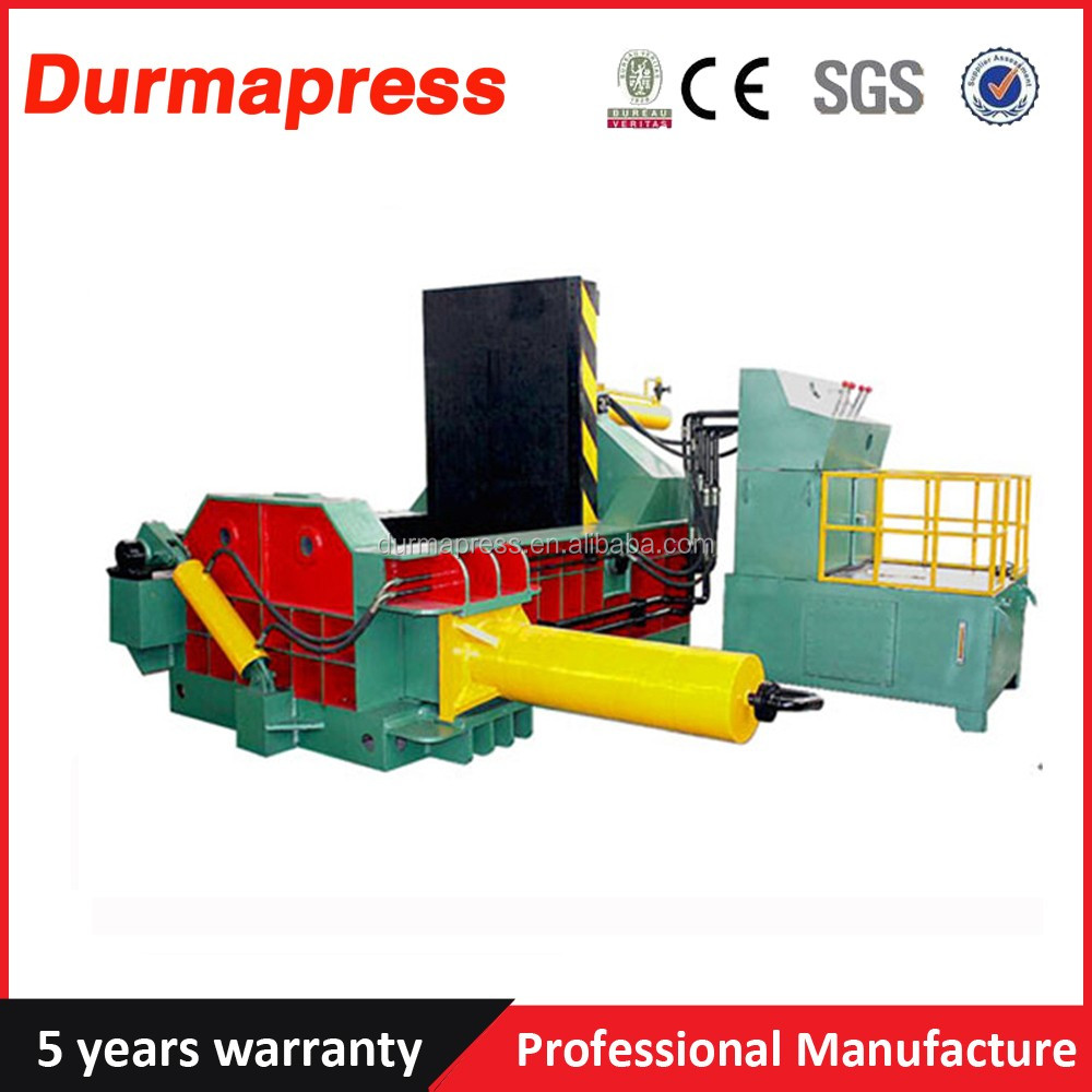 Y81-150 straw bale press machine metal structured packing with quality assurance