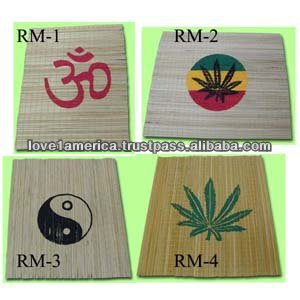 Bamboo Rolling Mats