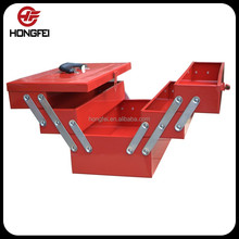 Safety-oriented design custom made tricycle tool box