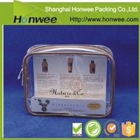 hot new products for 2015 oem recycled plastic pvc clear bag