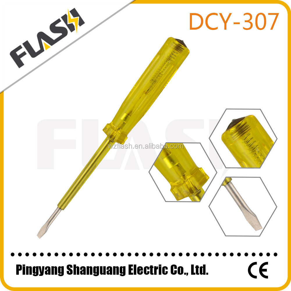 High quality screwdriver voltage tester