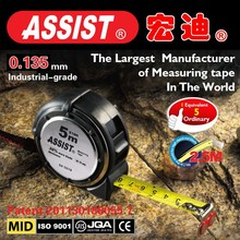 Assist power tools of manufacturing measure tape in handicrafts