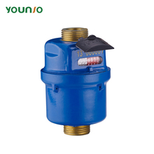 Younio Brass Body Volumetric Water Meter ISO4064 Class C