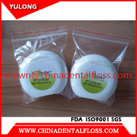 round shape dental floss