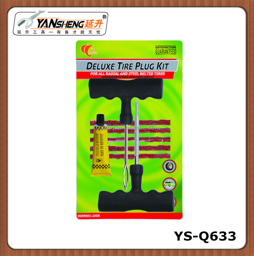 Good style tyre repair kit