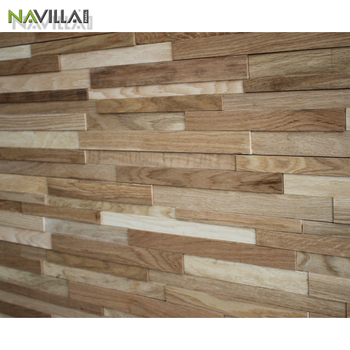 Navilla 3D Decorative Wooden Wall Panel for study room