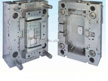 High quality plastic injection mould for plastic enclosure