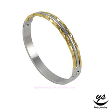 316L stainless steel bangle bracelet wholesale for unisex jewelry