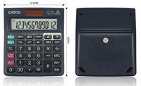112 Steps Check and Correct Calculator TAX Function LCD Display