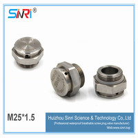 M25 Metal Screw Type Valve With