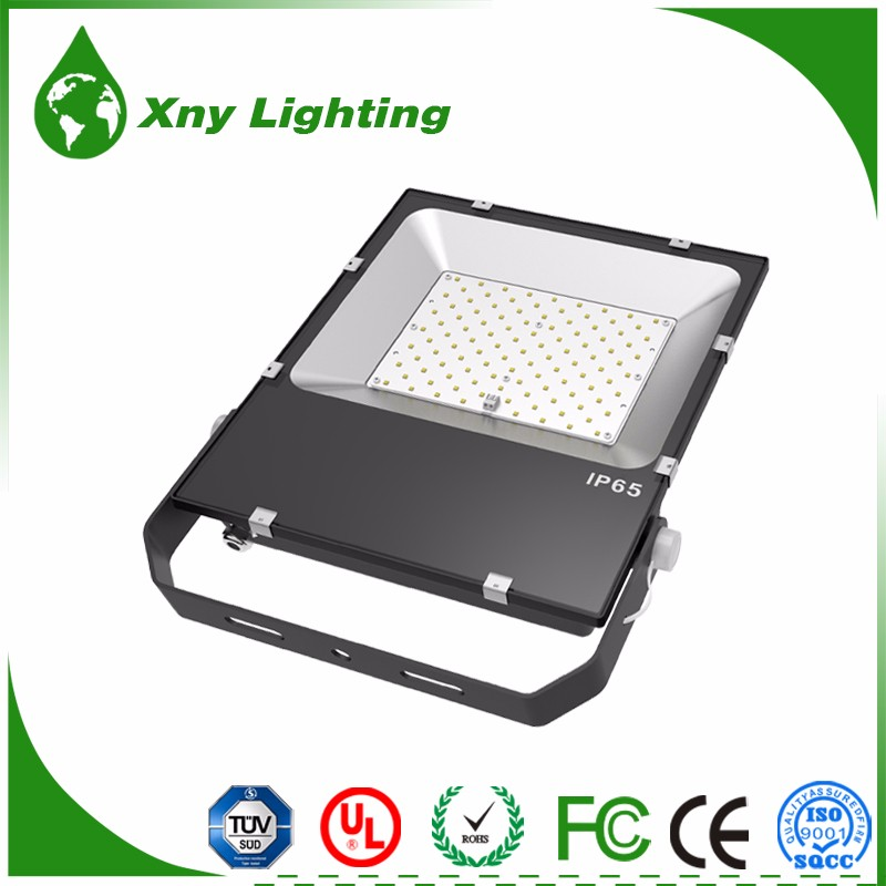 factory cheap price special design ultra thin 100w led flood light