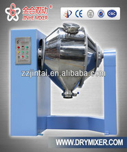 JHS CE/ISO paint dissolve mixer with two axles