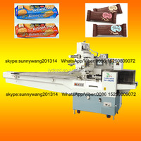 Pillow Type snacks packaging machine with high quality