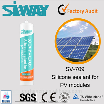 Affordable Price Solar Panel Silicone Sealant for PV Module Frame
