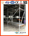 Layher Aluminium All-round Scaffolding System