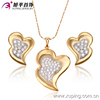 62995 Copper Alloy Fashion Gold Plated
