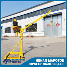16 Version Mini Floor Roof Hoist Small Pickup Lift Crane Lifting Cranes