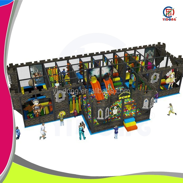 Top Quality Cheap Large Kids Second Hand Playground Equipment for Special Needs Children
