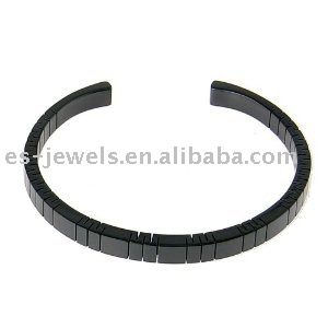 Titanium Bangle Bracelet jewelry Width 5mm High Polish