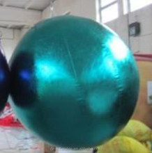 2014 inflatable big christmas balls for decoration