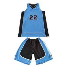 Basketball uniforms basketball sports clothing and uniforms sublimated children basketball uniforms