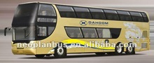 New big size luxury passenger bus for sale
