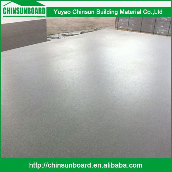 Eco-friendly Supplier Exterior Wall Cladding Waterproof Insulation Wood/Glass/Paper Fiber Cement Plate Line