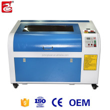 Factory direct High precision and widely used co2 laser engraving and cutting machine price with ce iso certification